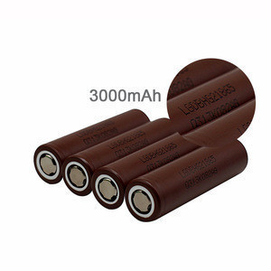 Wholesale 18650 INR18650HG2,high quality lghg2 18650 battery For LG HG2 18650 electric bicycle battery