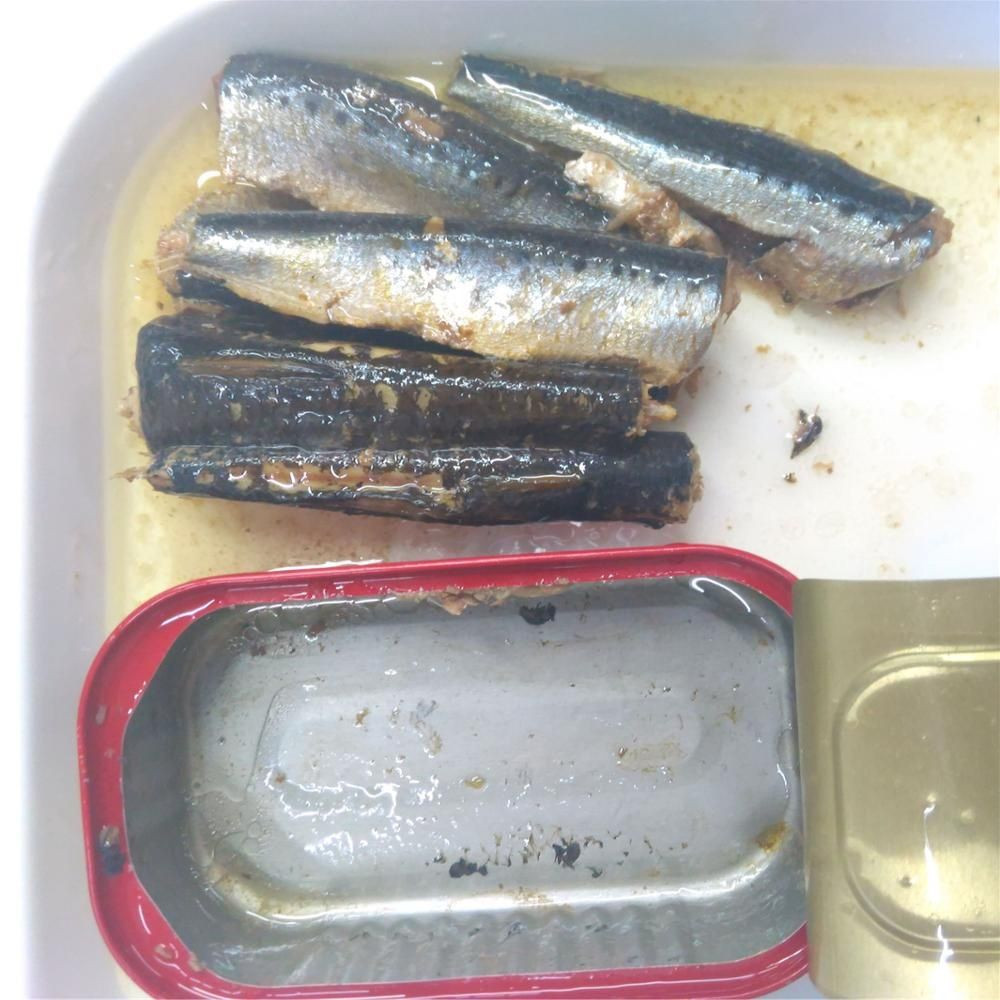 HALAL Canned Sardine factory sardine Fish in Vegetable Oil, Tomato Sauce&Brine Tall Can 425g
