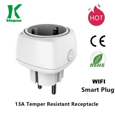 EU wifi smart socket wireless plug