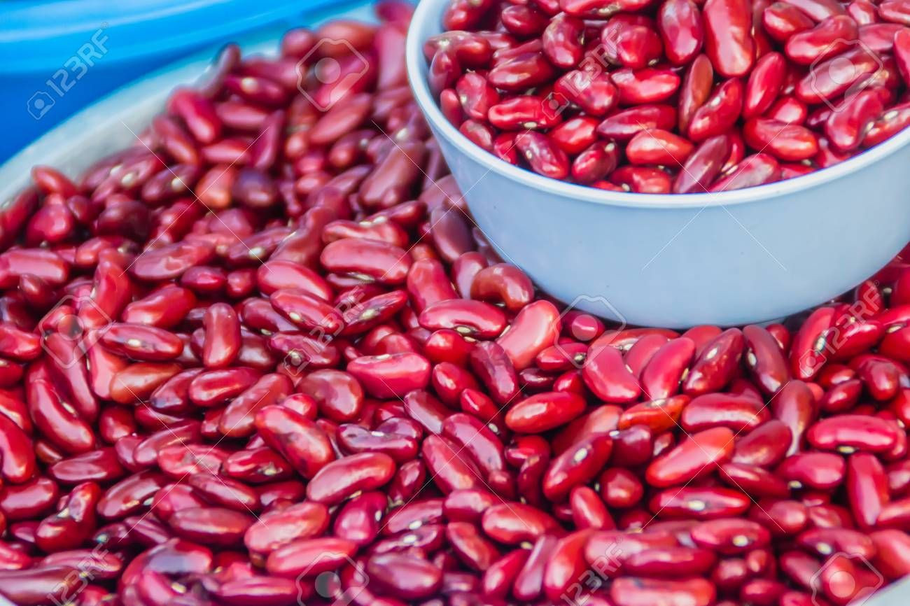 Wholesale Dried  Red Kidney Bean long shape Kidney Beans