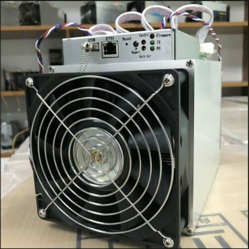 Antminer DAYUN ZIG Z1 (6.8 GH/S) ASIC K5, D3, S9j, Miner + Power Supply