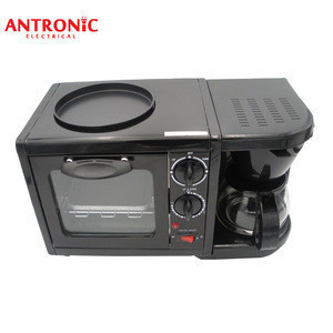 ATC-BM-6086C Antronic 3 in 1 breakfast maker