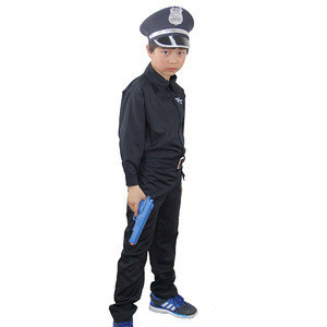 Boys ninja cosplay birthday party carnival costumes for children