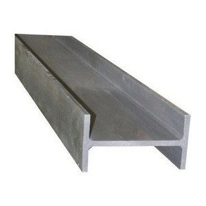 Building material Galvanized H beam with welding for steel structure warehouse design