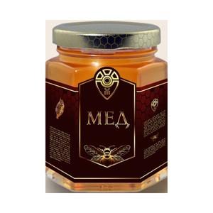 Bulgarian Acacia bee honey