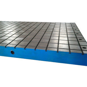 Cast iron bending marking tables coordinate surface plate measuring tools