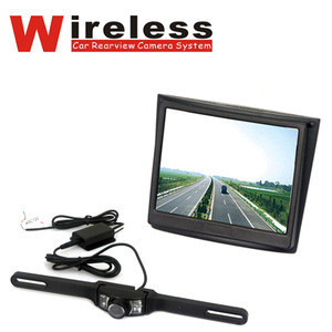 Cheap car rear view camera with parking line aid