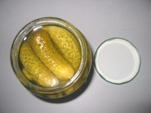 COMPETITIVE PRICE FOR HIGH QUALITY CANNED GHERKINS !