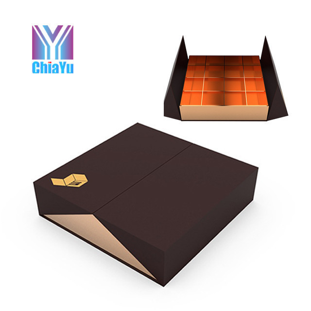 Custom Empty Chocolate Boxes,Wholesale Chocolate Packaging Box for Chocolate