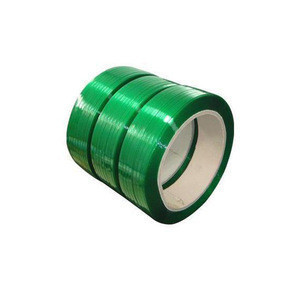 Factory Price Customized Sizes Green PET Machine Packing Strap Wholesale in US Market