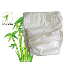 Fashion solid color newborn cloth diaper baby. bamboo cloth diaper insert.