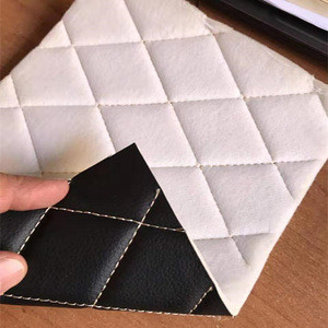 Hebei factory direct high quality 0.8mm leather for car seat cover
