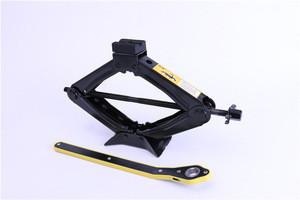 High Quality CE ISO Professional Portable 1.0 Tons Floor Durable Mechanical Light Scissor Jacks Hand Crank Screw Jack for OEM