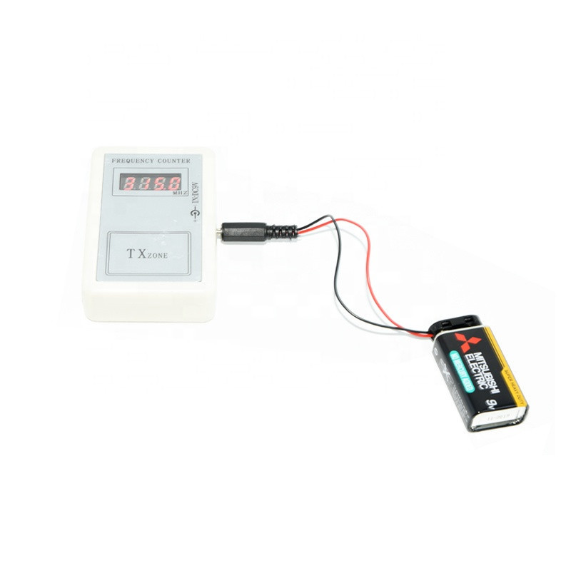 High Quality Digital Portable Hand-held  Electric Digital Automatic  mini frequency counter meter
