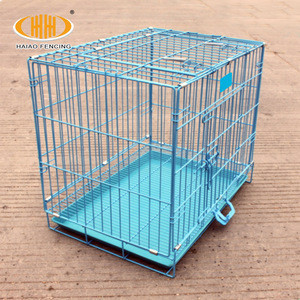 Hot sale pet cage steel metal welded wire mesh animal cages pet dog cage
