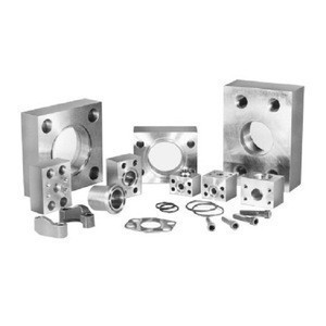 Hydraulic Stainless Steel SAE Flange