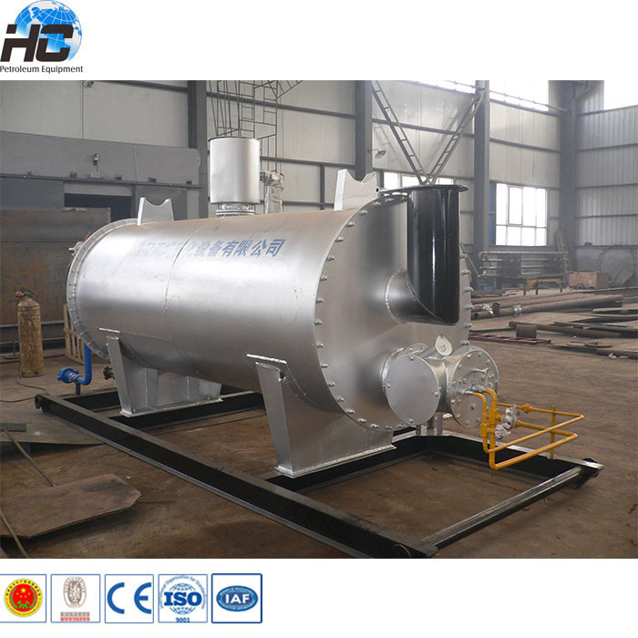 Industrial indirect heating jacket heater / water bath heater equipment