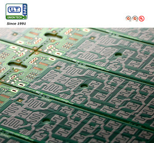 K10.4 Dongguan manufacturer high reliability Double sided Infrared remote Control PCB with carbon paste printing PCB PWB