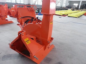 Made in China wood chipper shredder price