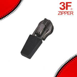 N3 Silicon Rubber Nylon Zipper Slider for sales