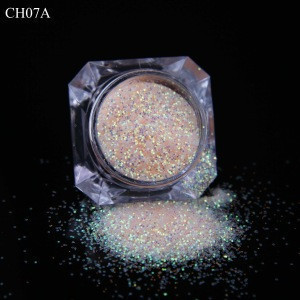 New product colorful loose eco-friendly glitter powder for body