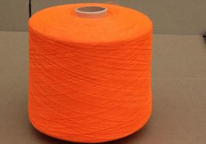 Poly-poly core spun yarn dyeing machine 20/4 high tenacity