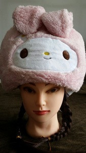 Portable electric steaming cap/Head warm heating cap/hair warm heating cap