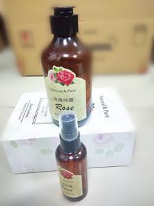 Pure plant oil essence organic roses organic hydrosol