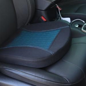 Summer Memory foam Comfort breathable good quality cooling gel car seat cushion