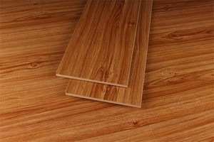 Thickness 8mm Laminate flooring MDF crystal surface wood grain anti-skip moisture proof for indoor housing