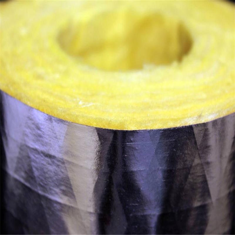 Waterproof Insulation Fiber Glass Wool Blanket