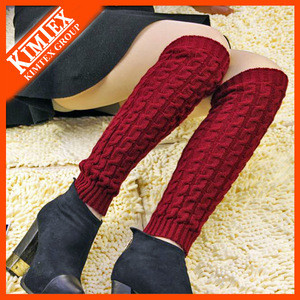 Wholesale Designed Custom Dance Leg Warmers for Women