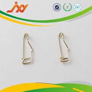Wholesale Metal Curved Safety Pins For Garment In China