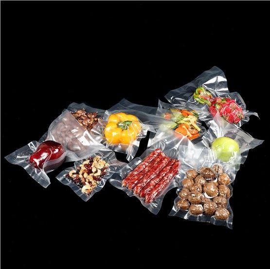 2020 New transparent retort pouch vacuum nylon bag retort pouch packaging plastic bag for corn