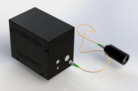 Spectral Confocal Displacement Sensor