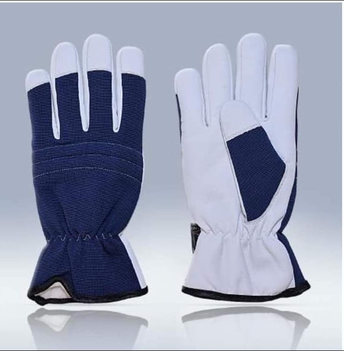 Industrial leather gloves, driver gloves, Canadian gloves