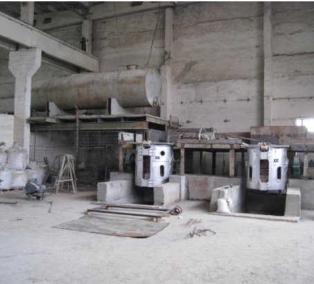 GW-2-1500-0.5JJ aluminum shell electric Furnace furnace