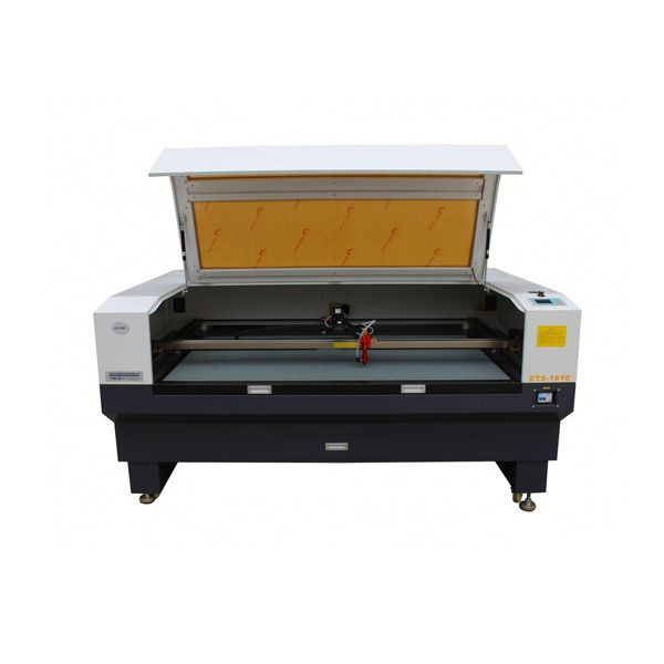 CO2 LASER CUTTER WITH CCD CAMERA