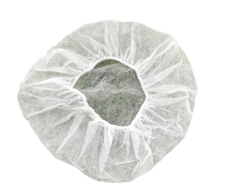 Disposable Round Cap   CPE cap