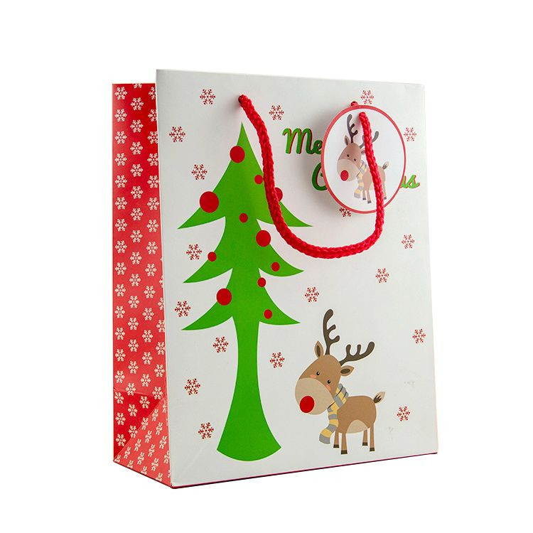 HOT SALES CHRISTMAS PAPER BAG