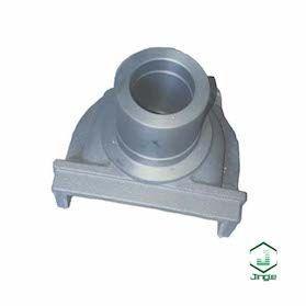 Grey iron casting valve