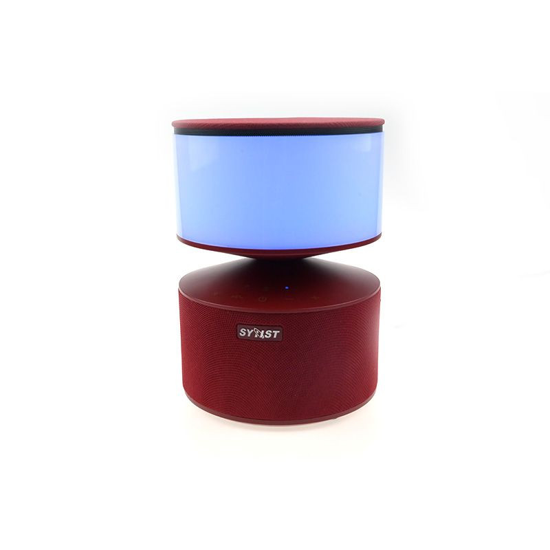 Beside Lamp Bluetooth Speaker System with LED Color Changing