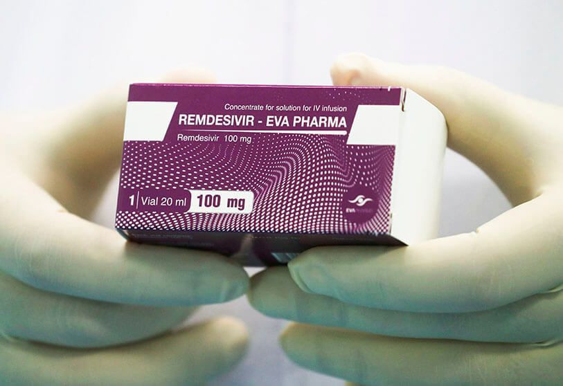Remdesivir 100 Mg(only 1200 Unit Available)