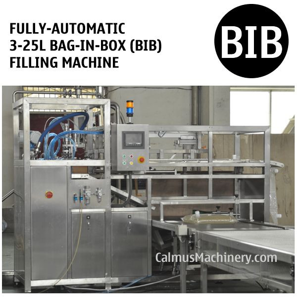 Fully-automatic Bag in Box Filler BIB Water Oil Beverage Filling Machine
