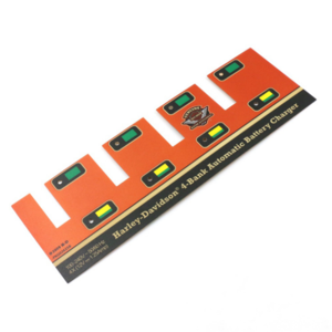 12+years manufacture 3m strong tape stick Graphic Control Faceplate Membrane Front overlay Panel sticker