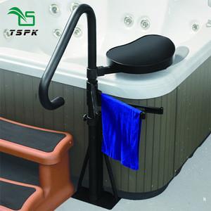 2018 hot sales non-slip durable anti-rupture handrail for bathtub handrail