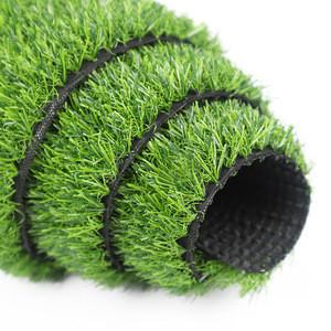 2cm denser rainbow artificial grass artificial grass for indoor football field artificial lawn for sports