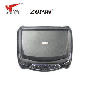 Best Car DVD Player for Kids Roof Mounted Keeps Desirable Distance No Harm to the Eyes