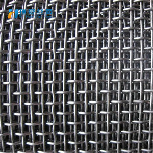 Best quality hot-sale ss 304 crimped wire mesh