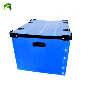 Best selling products corrugated pp tray for bottle